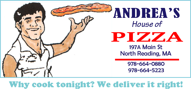 Andreas House of Pizza